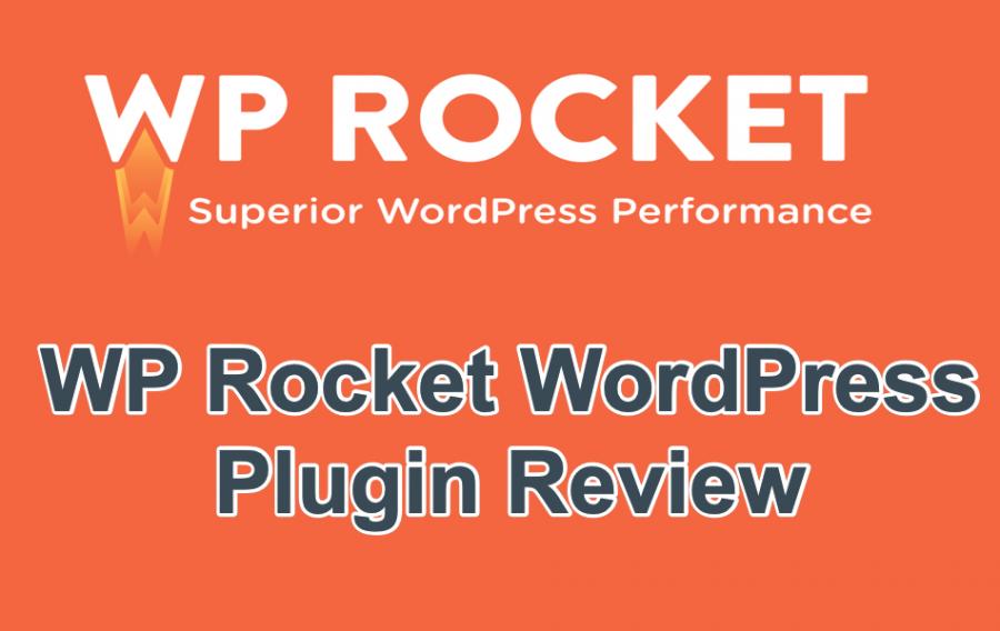 WP Rocket WordPress Plugin Review