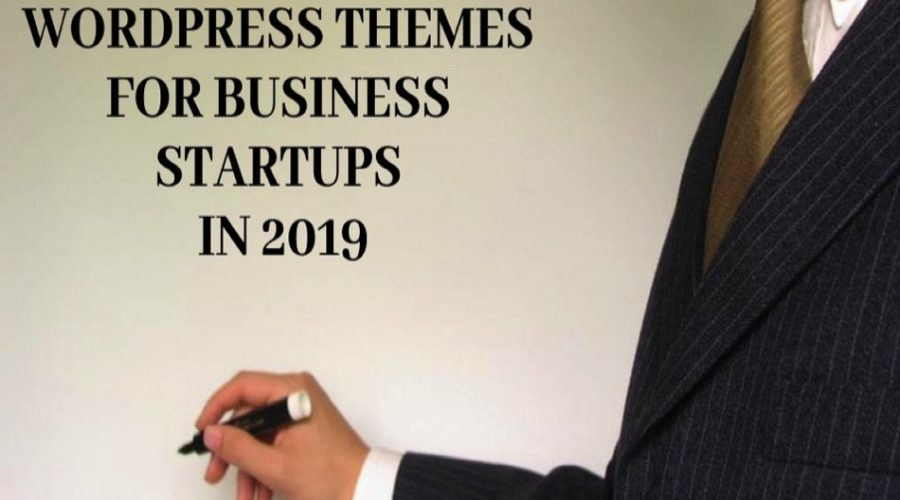 12 Best WordPress Themes for Business Startups in 2019