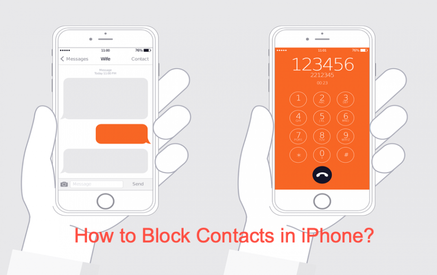 How to Block Contacts on iPhone?