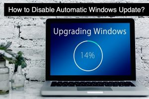 How to Disable Automatic Windows Update?