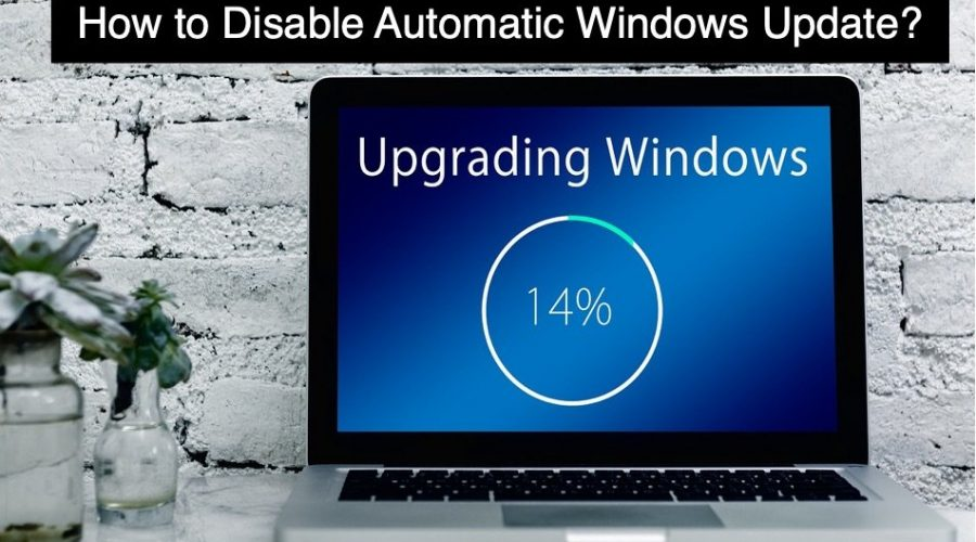 4 Ways to Disable Automatic Windows Update