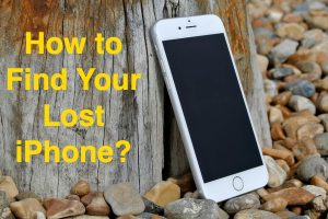 How to Find Your Lost iPhone?