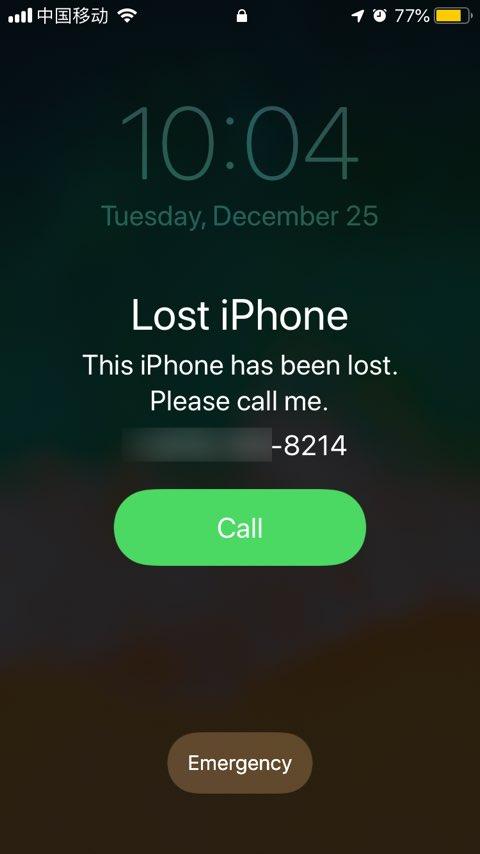 Last Mode in iPhone