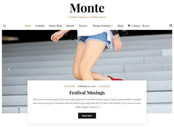 Monte Theme
