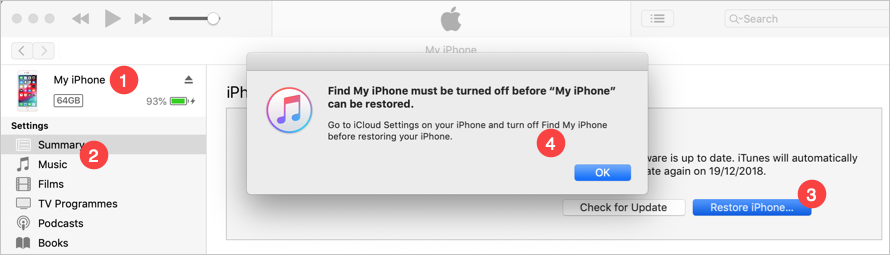 How to Shut Down, Restart and Reset Your iPhone? » WebNots