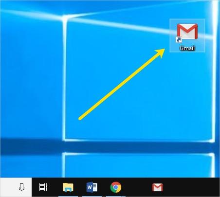 Gmail Shortcut