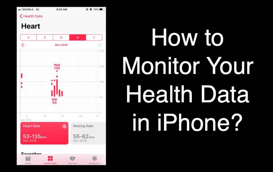 How to Use the Health App on Your iPhone?