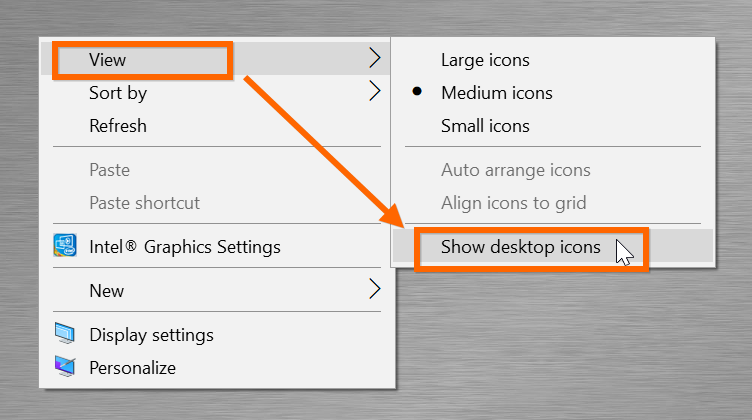 How to Add Missing This PC Icon on Windows 10? » WebNots