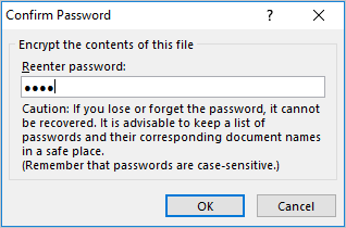 Confirm Password
