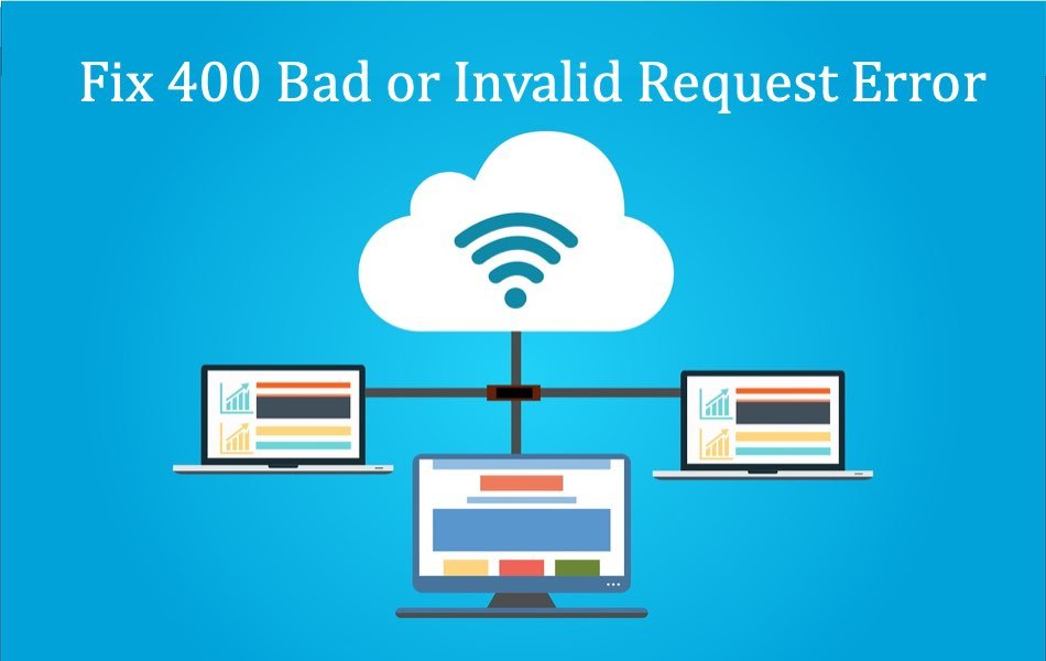 Fix 400 Bad or Invalid Request Error