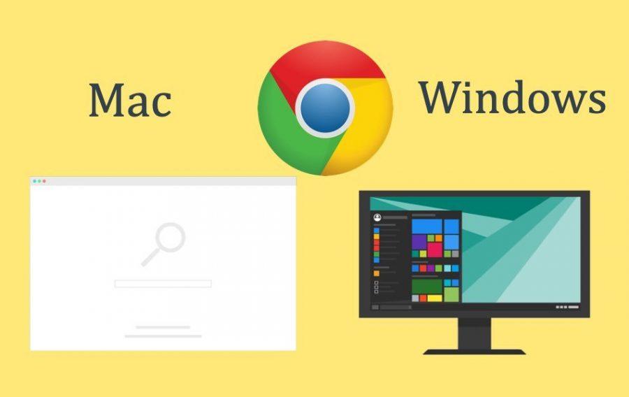 Google Chrome Windows Vs Mac Versions