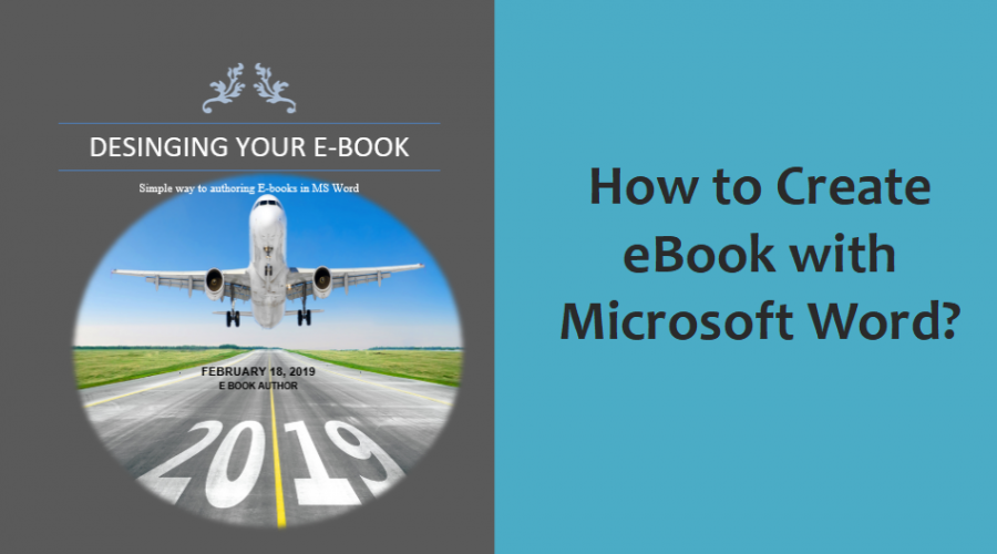 How to Create eBook with Microsoft Word?