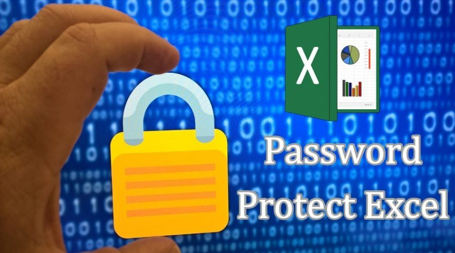 How to Password Protect Excel Workbook, Worksheet and Cells?