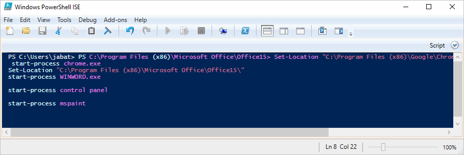PowerShell Test