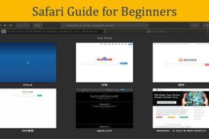 Safari Guide for Beginners