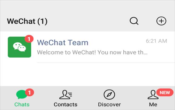 WeChat Vs WhatsApp Comparison » WebNots