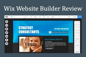 Wix Website Builder Review