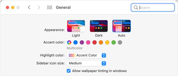 Enable Chrome Dark Mode in macOS