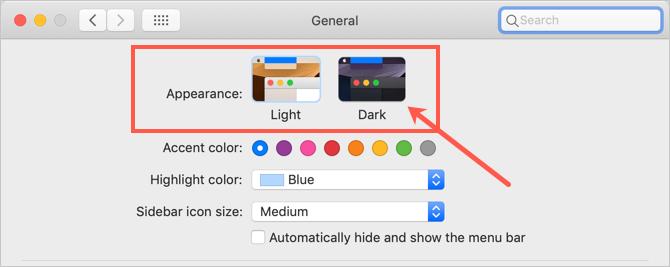 Enable Dark Mode in Mac Chrome