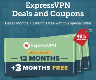 ExpressVPN Discount Deal