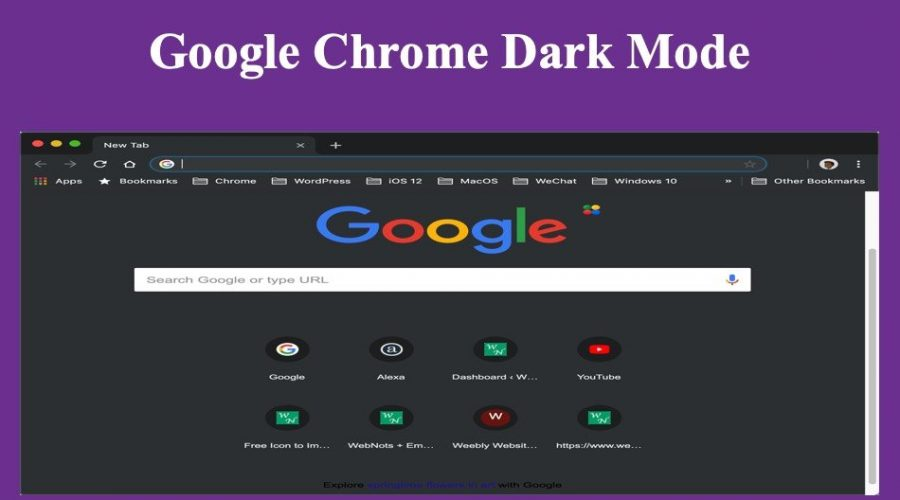 How to Enable Dark Mode in Chrome Mac and Windows?