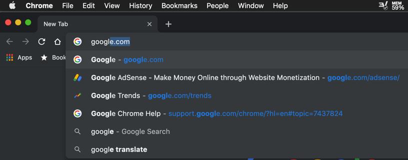 Mac Chrome Dark Mode Predictions