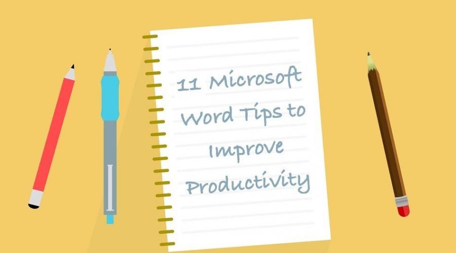 12 Microsoft Word Tips to Improve Productivity