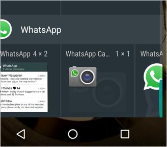 Select WhatsApp