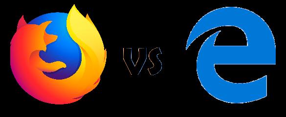 Edge Vs.  Fire Fox