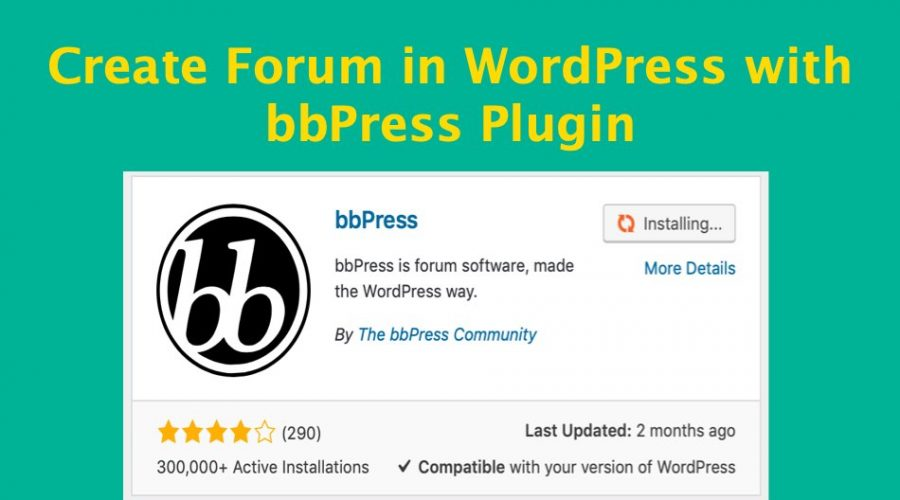 How to Setup bbPress Forum in WordPress?
