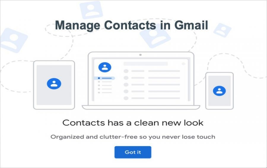 How to Download and Upload Contacts in Gmail?