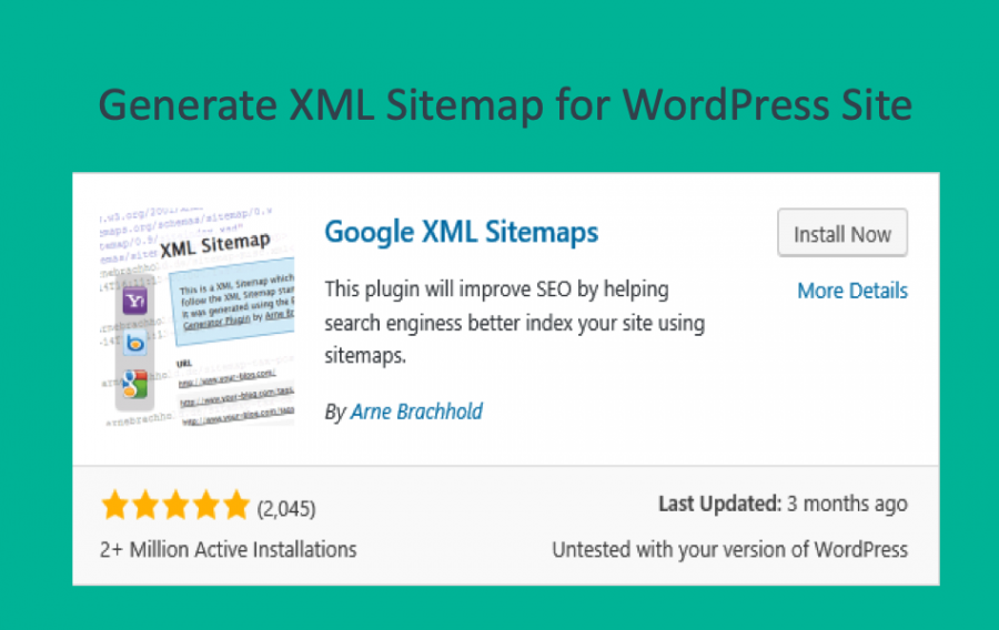 How to Generate XML Sitemap for WordPress Site?