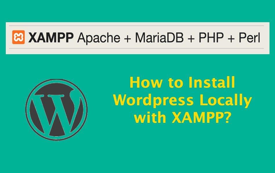 How to Install WordPress Locally with XAMPP? » WebNots