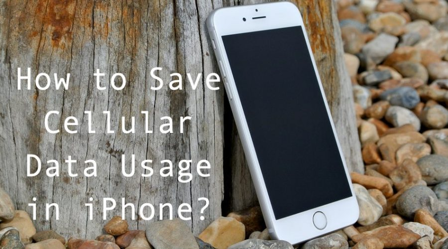 11 Ways to Save Cellular Data Usage in iPhone