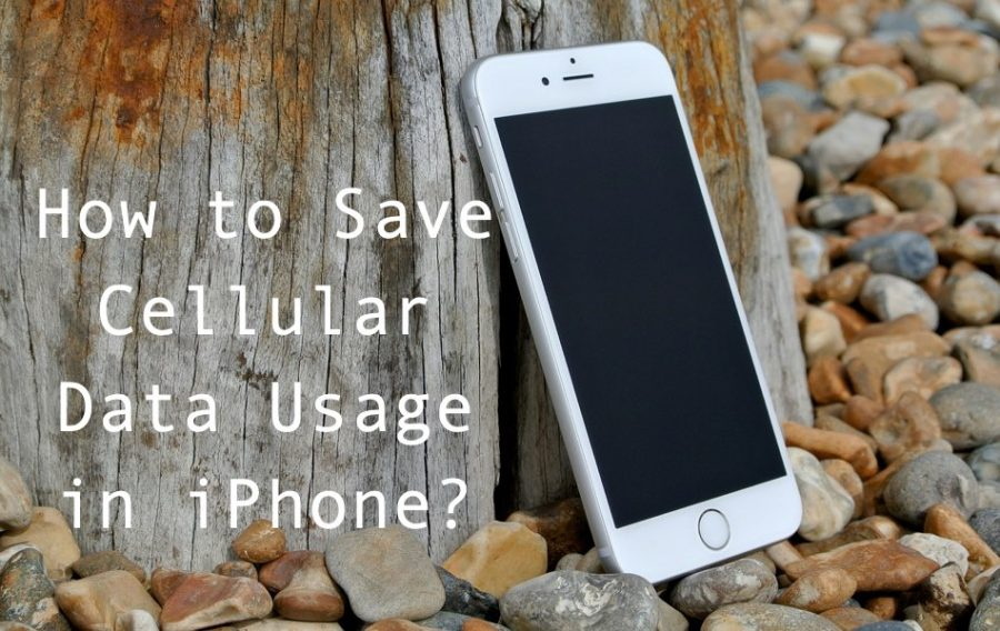 How to Save Cellular Data Usage in iPhone?