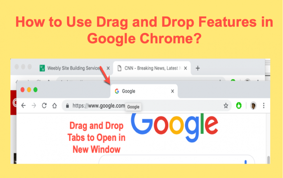 7 Google Chrome Drag and Drop Features You Should Use