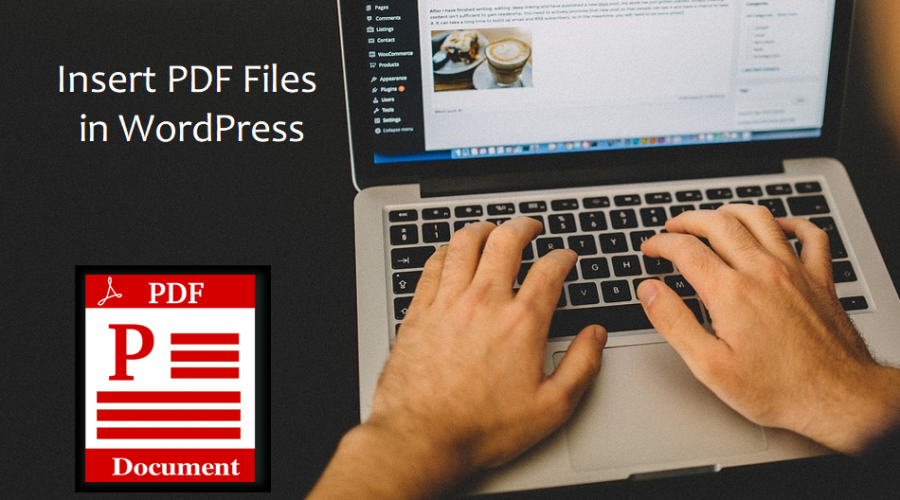 4 Ways to Insert PDF Files in WordPress Site