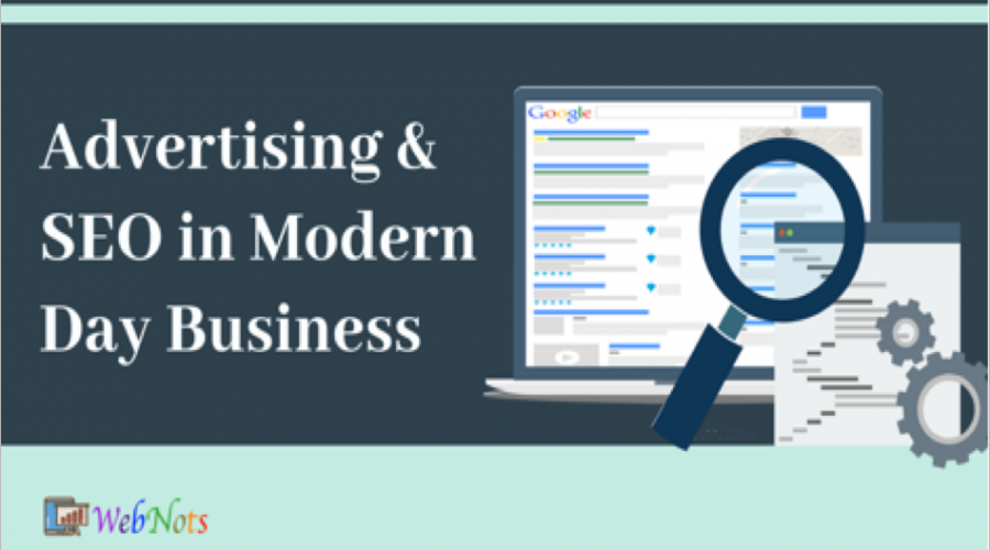 Importance of Advertising and SEO in a Modern Day Business