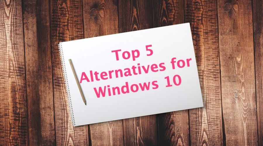 Top 5 Notepad Alternatives for Windows 10