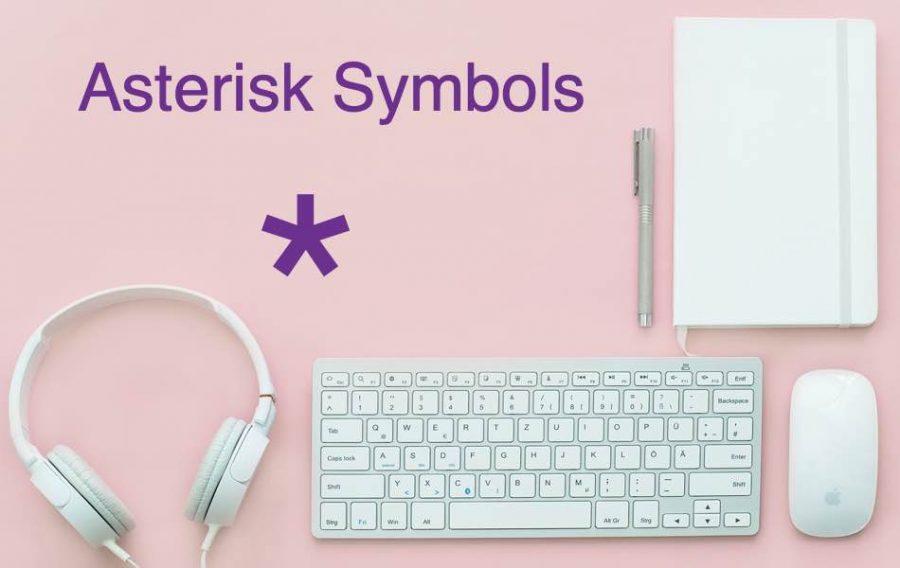 Asterisk Symbols