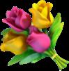 Bouquet Symbol