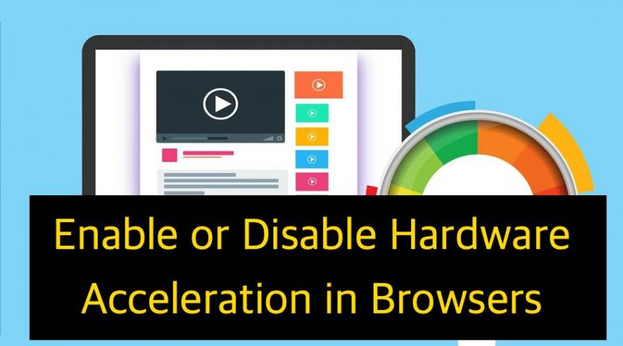 What is Hardware Acceleration and How to Enable in Browsers?