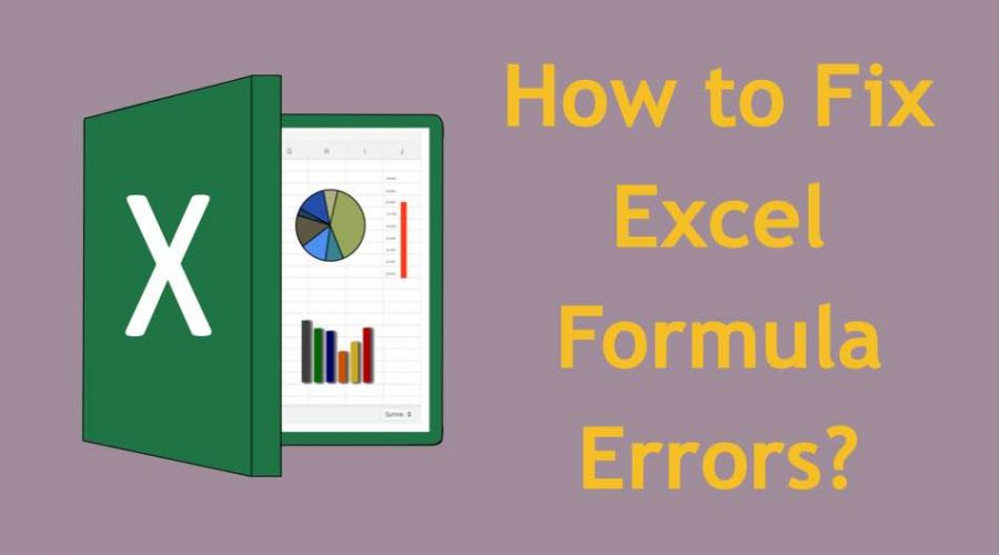 How to Fix Excel Formula Errors?