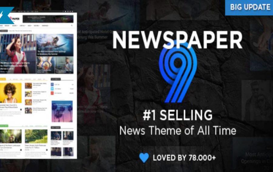 Newspaper WordPress Magazine Theme Review