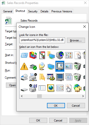 How to Change Folder, File and Drive Icon in Windows 10