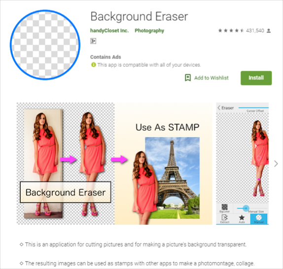 Download Background Eraser