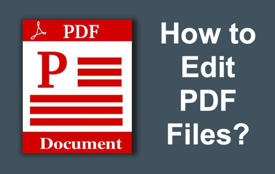 How to Edit PDF Files?
