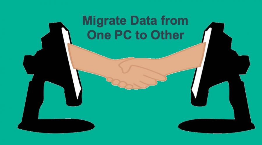 How to Migrate Data from Old PC to New PC?