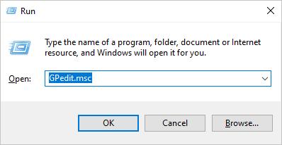 Open GP Editor