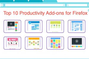 Top 10 Productivity Add-ons for Firefox